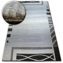 Teppich SHADOW 8597 Silber