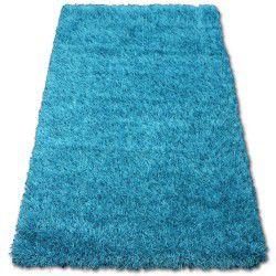 Teppich SHAGGY LILOU türkis