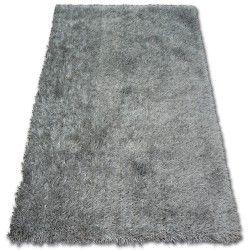Teppich SHAGGY LILOU Silber