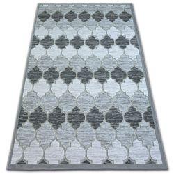 Teppich ACRYL YAZZ 3766 grau Trellis