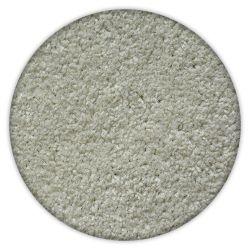 Teppich kreis TRENDY 300 weiß