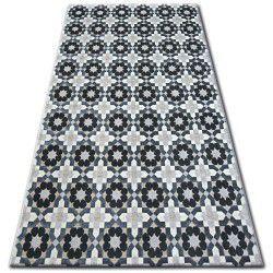Teppich LISBOA 27206/356 Blumen Braun