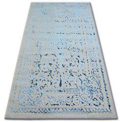 Teppich ACRYL MANYAS 0916 Grau/Blau