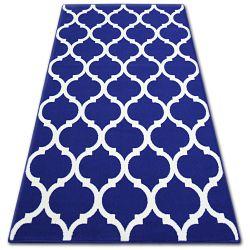 Teppich MULTI DECOR 1728 blau trellis