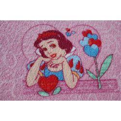 Baby-Teppich DISNEY KSIʯNICZKI rosa