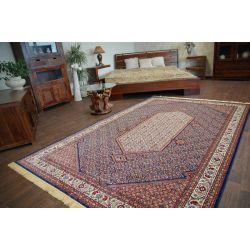 Teppich KASZMIR Modell 12832 marineblau