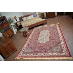 Teppich KASZMIR Modell 12823 rot
