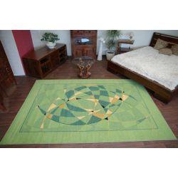 Teppich FRYZ GLOSTER grün