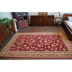 Teppich LUNA SAFA karminrot