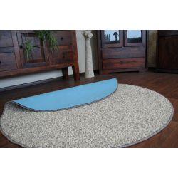 Teppich kreis XANADU 303 cremig  grau