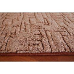 Teppich - Teppichbode KASBAR braun