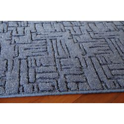 Teppich - Teppichbode KASBAR blau