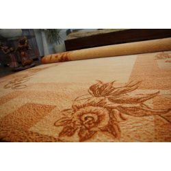 Teppich ZIELNIK terrakotta