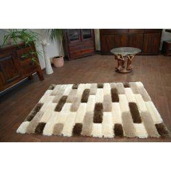 Teppich ISTAMBU£ cremefarbig /beige kratka