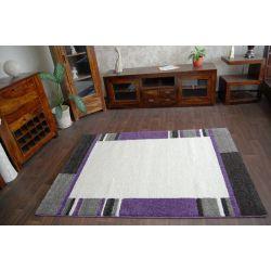 Teppich VERDI model 80053 elfenbein / violett