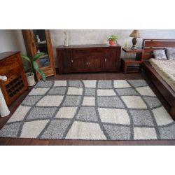 Teppich SHAGGY ALDO 530 grau