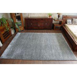 Teppich SHAGGY DUAL - DUO grau