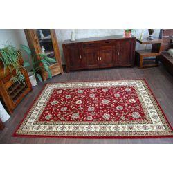 Teppich AQUARELLE 3164 - 41055 weinrot