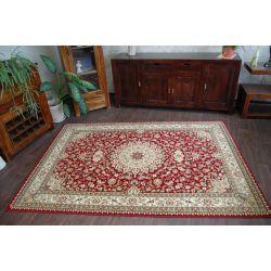 Teppich AQUARELLE 3587 - 41055 weinrot