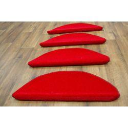 Treppenteppich ETON rot