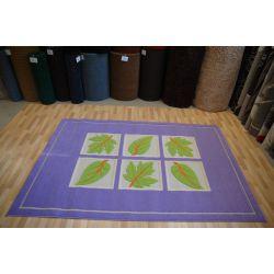 Teppich PAPILIO Daisy 8876 violett