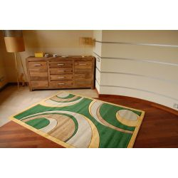 Teppich RUBIKON 8017 grun