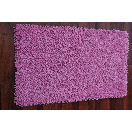 Teppich BAUMWOLLE Toilette pink
