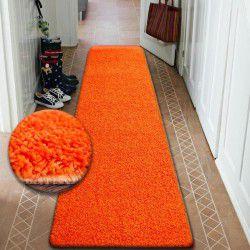 Läufer SHAGGY 5cm orange