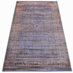 Teppich heat-set Jasmin 8580 blau