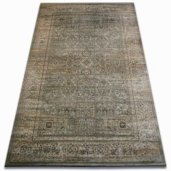 Teppich heat-set Jasmin 8580 grün