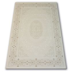 Teppich ACRYL RUSTIC 0505 Weiß
