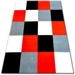 Teppich BCF FLASH 1654/870 - Quadrate