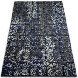 Teppich DROP JASMINE 453 Dunkelblau