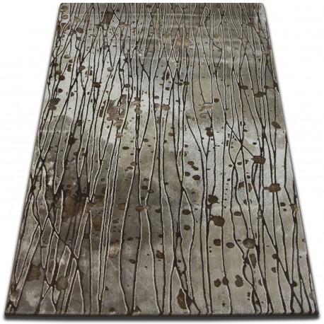 Teppich VOGUE 477 Dunkelbeige/Braun