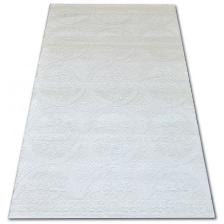 Teppich ACRYL TALAS 0330 White