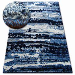 Teppich SHADOW 9368 blau / blau