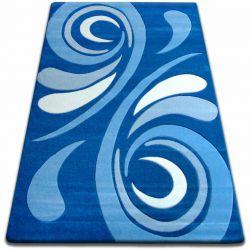 Teppich FOCUS - 8695 blau