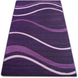 Teppich FOCUS - 8732 dunkel-lila