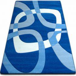 Teppich FOCUS - F242 blau