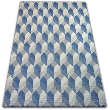 Teppich FLAT 48624/951 - 3D-Würfel
