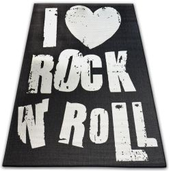 Teppich FLAT 48101/090 SISAL - ROCK N' ROLL