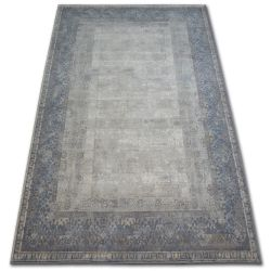 Teppich MOON PAMUK Silber