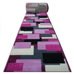 Läufer HEAT-SET FRYZ PILLY - 8404 violett schwarz