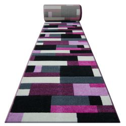 Läufer HEAT-SET FRYZ PILLY - 8403 schwarz violett