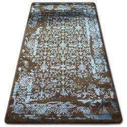 Teppich ACRYL MANYAS 0920 Braun/Blau
