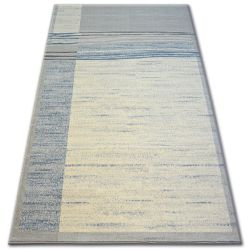 Teppich Wolle MOON DEEP Silber