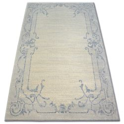 Teppich Wolle MOON DOLCE Silber