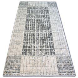Teppich Wolle MAGIC SYBARIS grau
