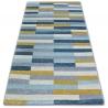 Teppich NORDIC STOCKHOLM greu/blau G4597