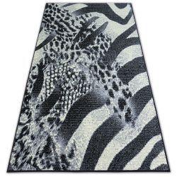 Teppich BCF SAFARI 3912 schwarz/grau